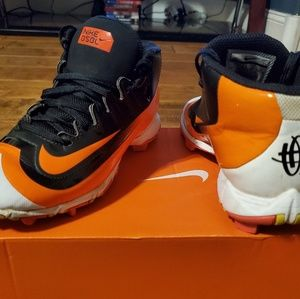 Boys baseball cleats Huarache